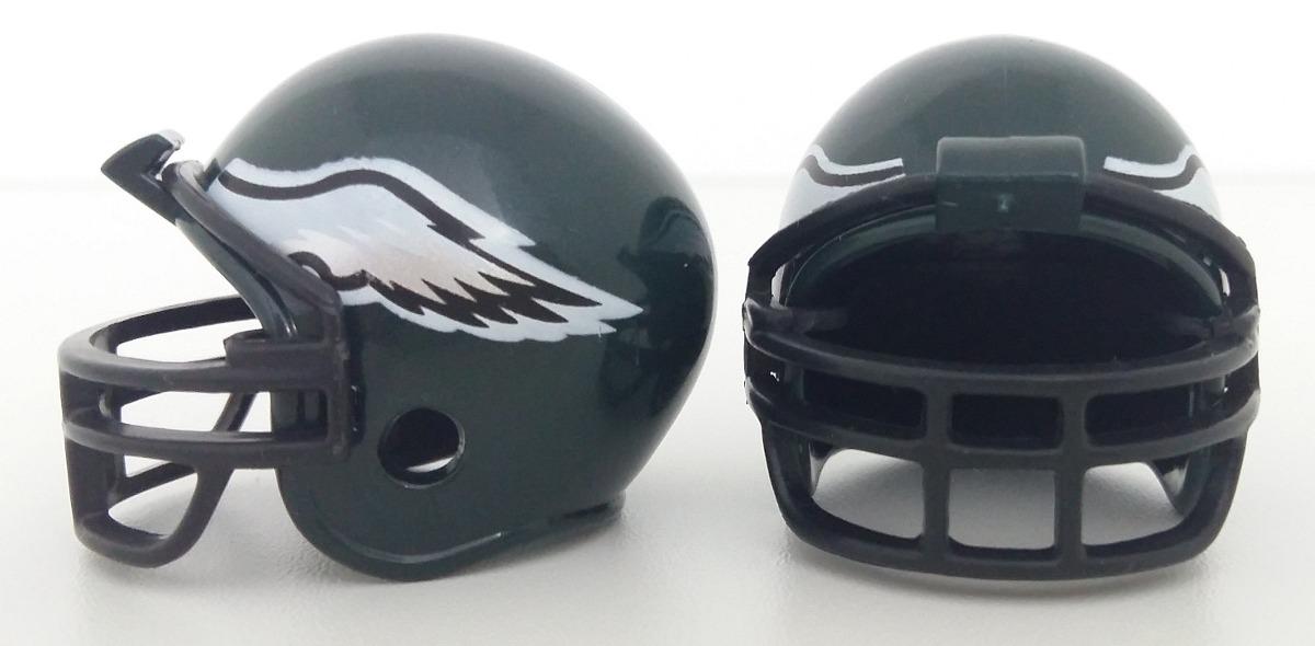 Mini Capacete Futebol Americano - Nfl - Philadelphia Eagles - R  24 ... 339ccb7836fae