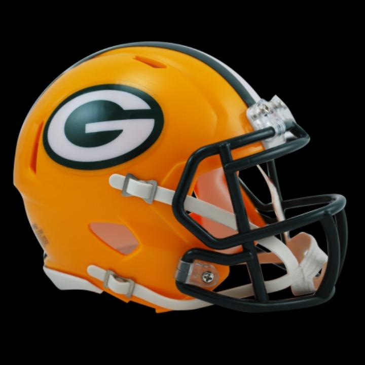 e8df87cfb mini capacete futebol americano nfl - green bay packers. Carregando zoom... capacete  futebol americano