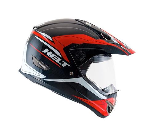 capacete helt cross