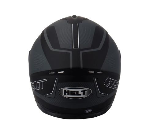 capacete helt new race preto fosco frete gratis promocional