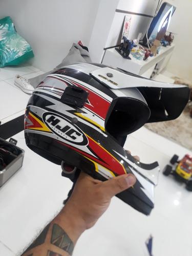 capacete hjc motocross
