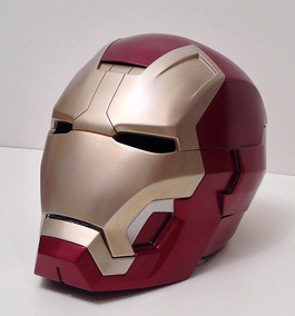 Pdf Do Capacete Do Iron Man Mark 42 No Mercado Livre Brasil