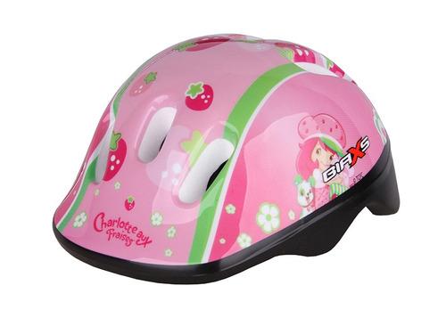 capacete infantil baby moranguinho 48 a 52 circunferencia