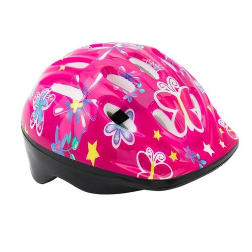 capacete infantil meninas com ajuste de tamanho bike skate