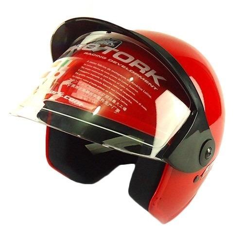 capacete libe-3 ab 58 vermelho tk