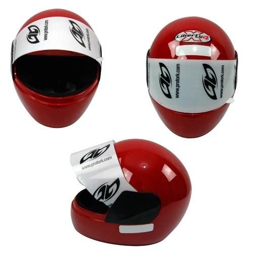 capacete libe roxo 60 vermelho tk