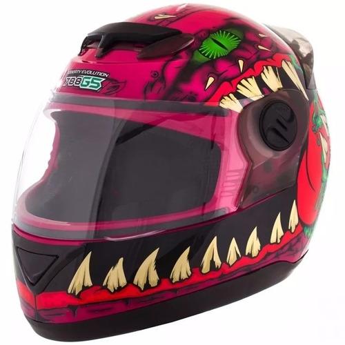 capacete liberty evolution 788 g5 dragon