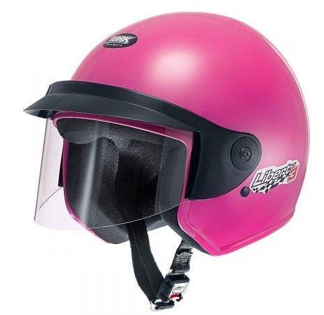 capacete liberty three rosa pro tork