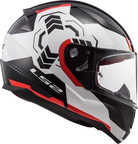 capacete ls2 ff353 rapid ghost