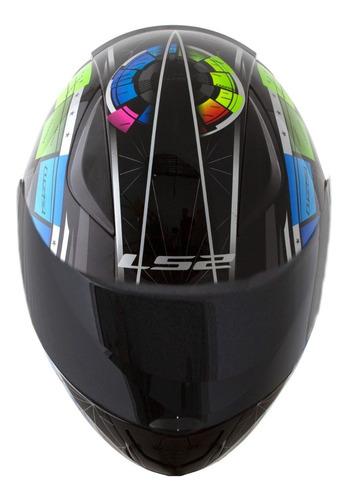 capacete ls2 ff353 tech capacete moto