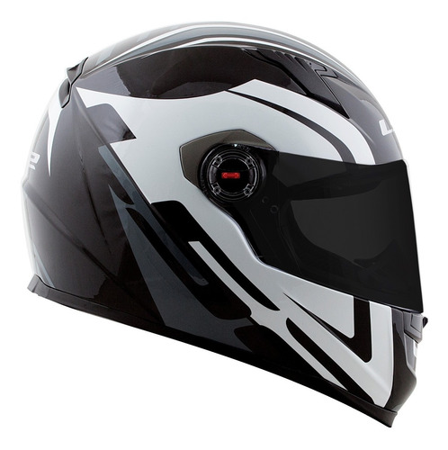capacete ls2 ff358 touring preto