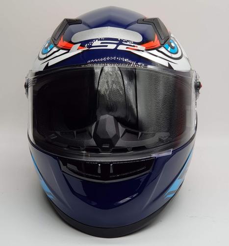capacete ls2 ff358 tribal capacete moto