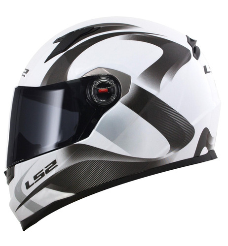 capacete ls2 ff358 velvet capacete moto 4 estrelas sharp