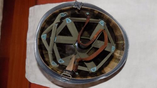 capacete m53 padrão m1 americano vigilat ut quiescant