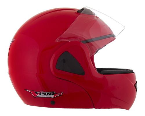 capacete masculino robocop vermelho pro tork