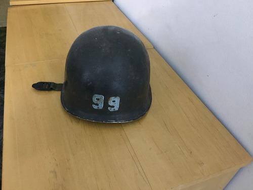capacete militar - soviético - totalmente original