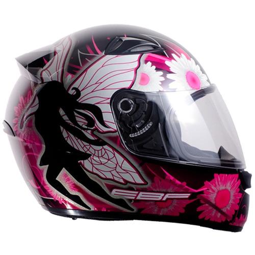 capacete moto fechado ebf feminino varias cores e tamanho