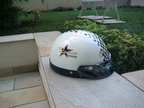 capacete moto  harley off road