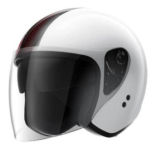 capacete moto honda aberto hjs 2018 - diversas cores