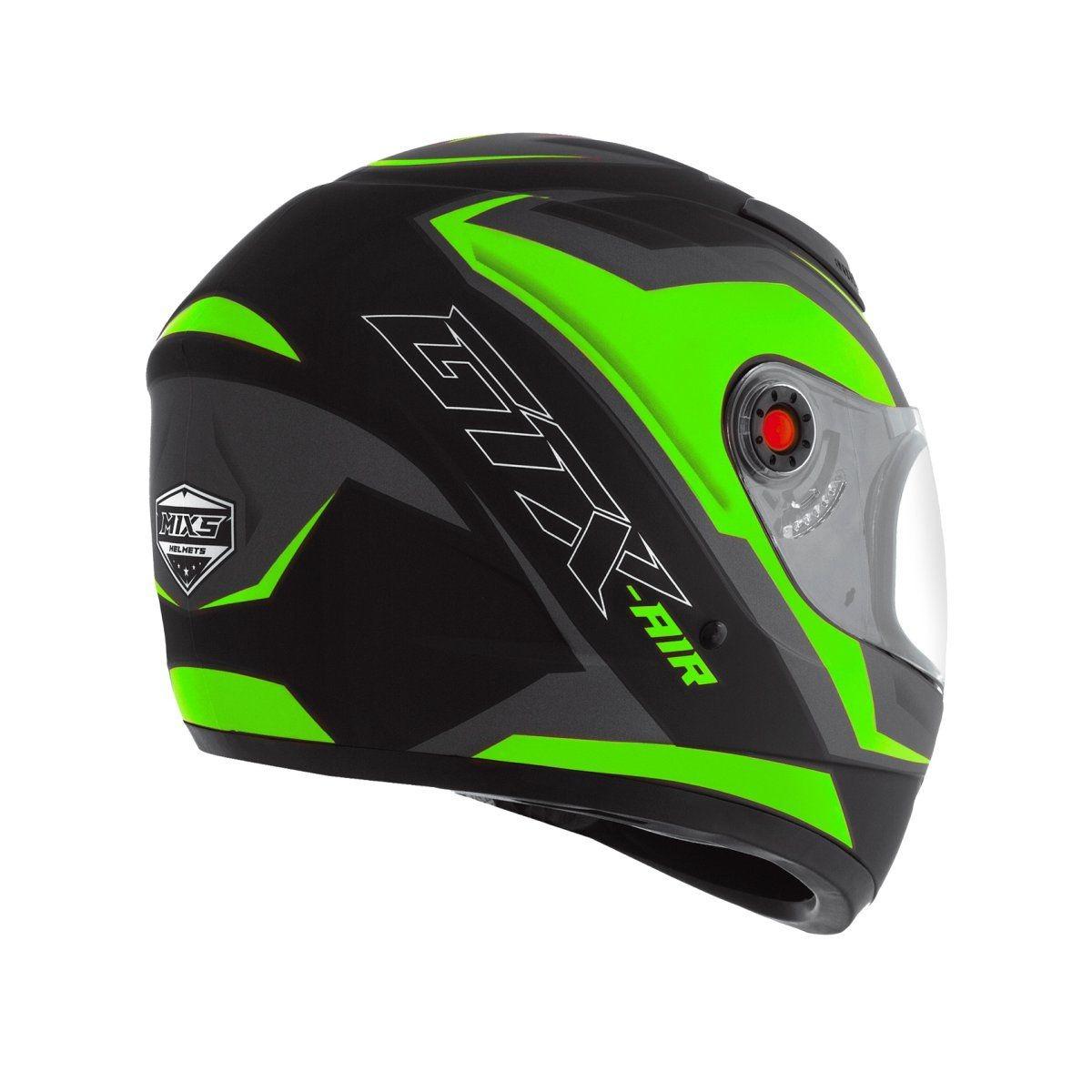 capacete moto mixs fokker gtx air transfer fosco lancamento. Carregando  zoom. ec8f0d204f7