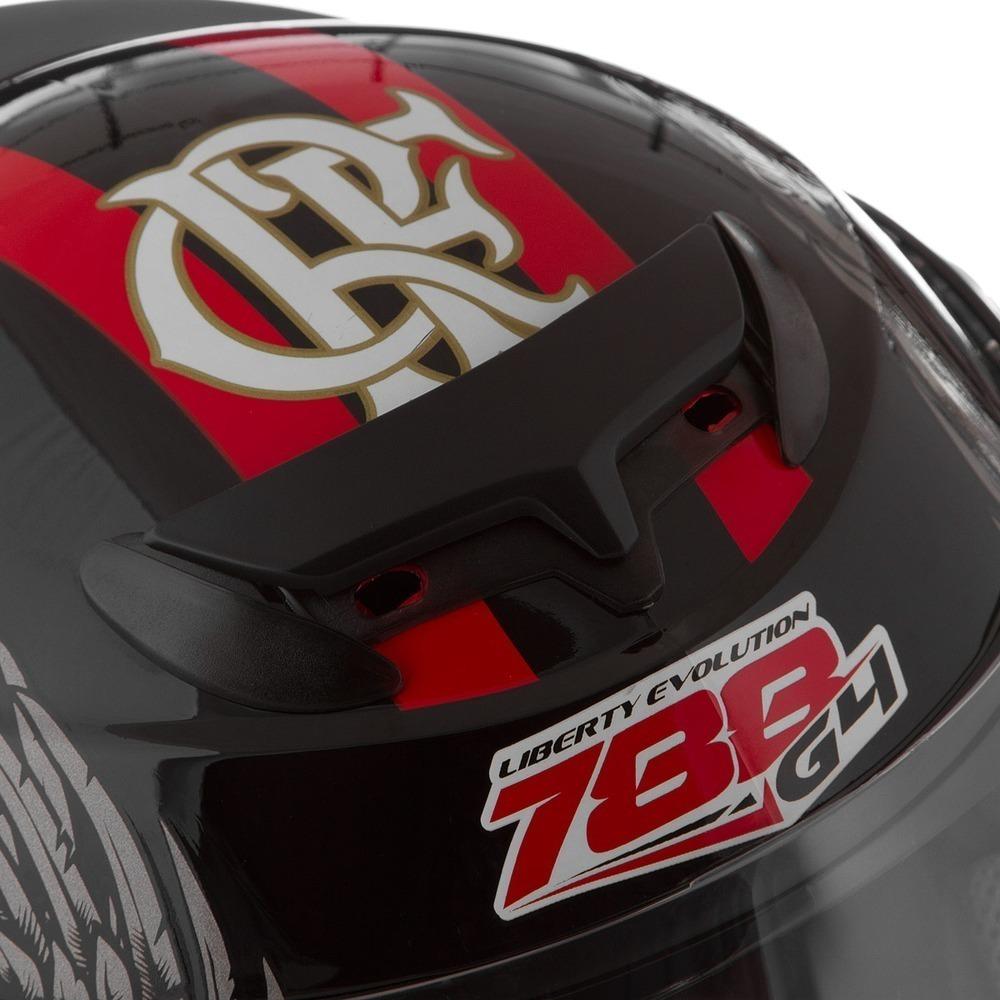 capacete moto oficial flamengo clube futebol mengão. Carregando zoom. 904b5f2e0a8fc