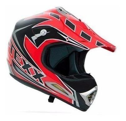 capacete motocross texx speed mud