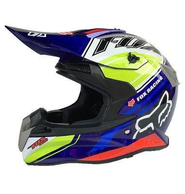 f85230bec2f7c Capacete Motocross bike Modelo Fox Trilha Oculos Promocao - R  369 ...