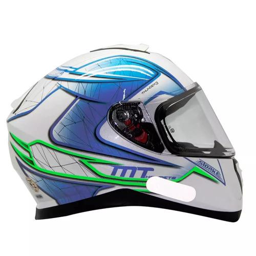 capacete mt thunder 3