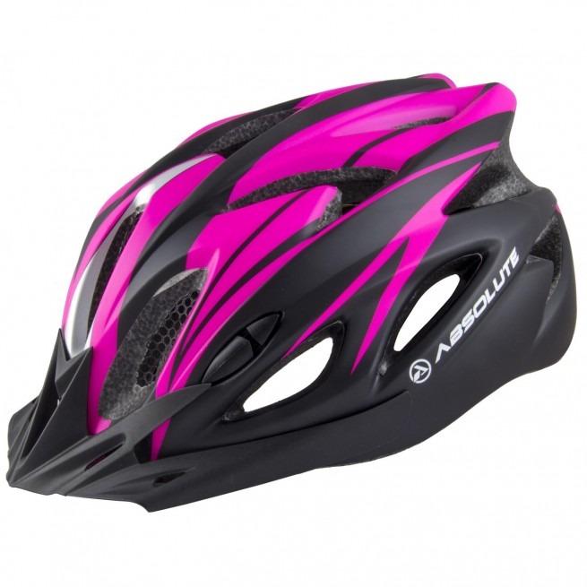 9526b3f45 Capacete Mtb Ciclismo Feminino Bike Rosa Led Sinalizador M - R  89 ...