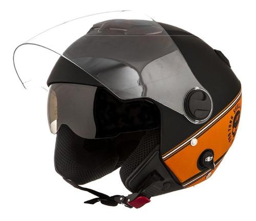 capacete new atomic solid + brinde