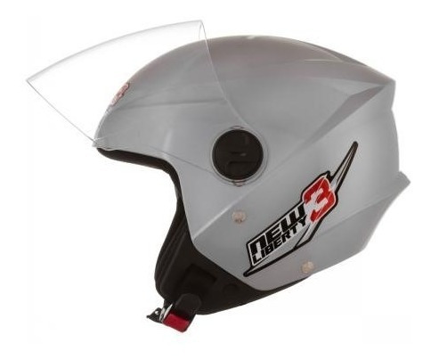 capacete new liberty 3 pro tork prata n60