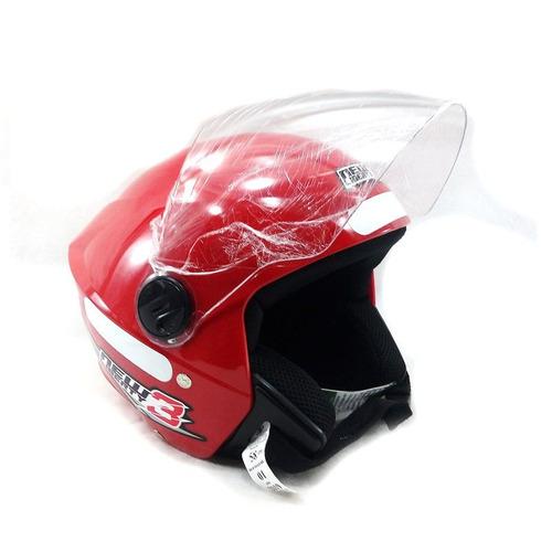 capacete new liberty 3 | vermelho