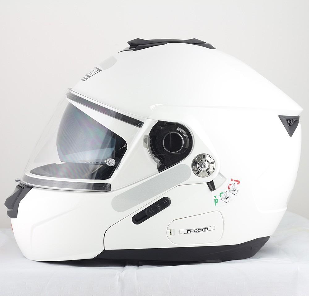 cc9b216047e5d capacete nolan n90 classic br c  viseira solar escamoteável. Carregando  zoom.