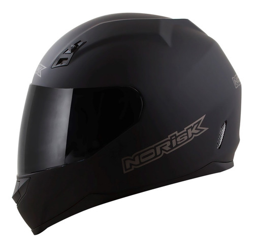capacete norisk ff391 preto fosco capacete moto