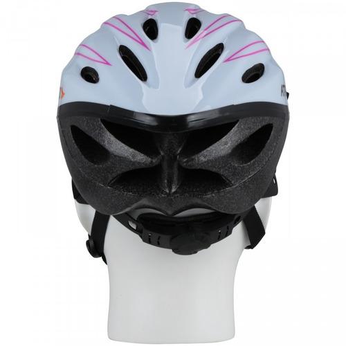 Capacete Para Ciclismo Atrio Mtb Branco rosa M Bi124 - R  79 4138fd377b0a0