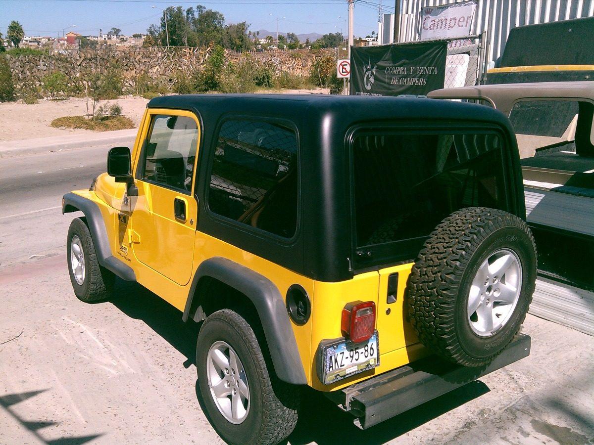 Capacete Para Jeep Tj Wrangler 97-06 - U$S 1,300.00 en Mercado Libre