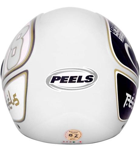 capacete peels freeway seventy eight branco tamanho 62