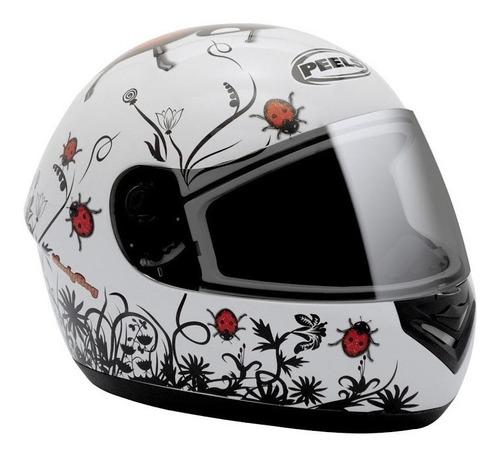 capacete peels spike ladybug