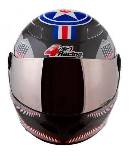 capacete pro tork racing bomber