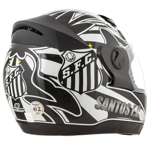 capacete pro tork santos liberty evolution 3g