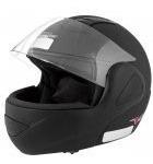 capacete pro tork v pro jet articulado robocop preto fosc 58