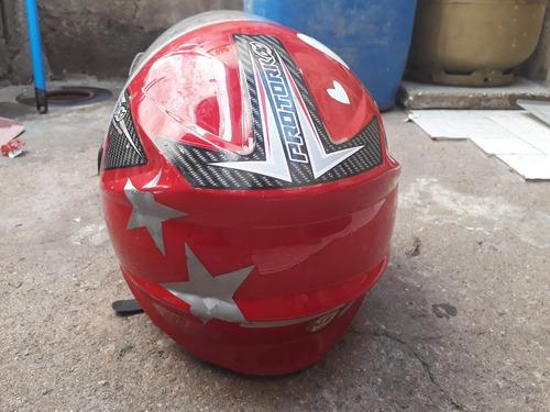 capacete protork motocross