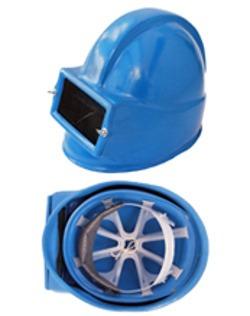 89c67f775103b Capacete Respirador Para Jatista Com Certificado - R  480,00 em ...