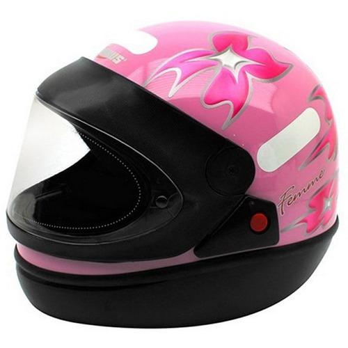 capacete san marino femme rosa 56