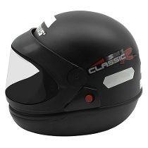 capacete san marino preto fosco tamanho 58