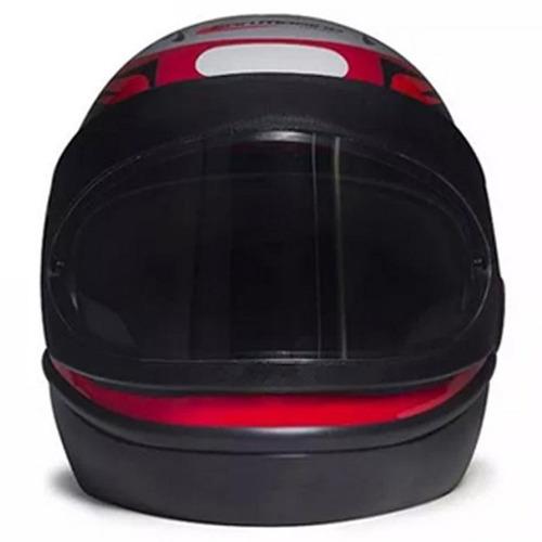 capacete san marino vermelho 60