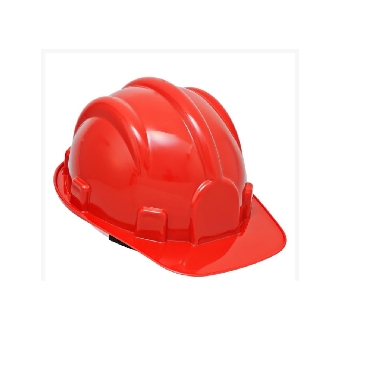 capacete segurança com carneira prosafety plástico vermelho. Carregando  zoom... capacete segurança com. Carregando zoom. 84f8323f92
