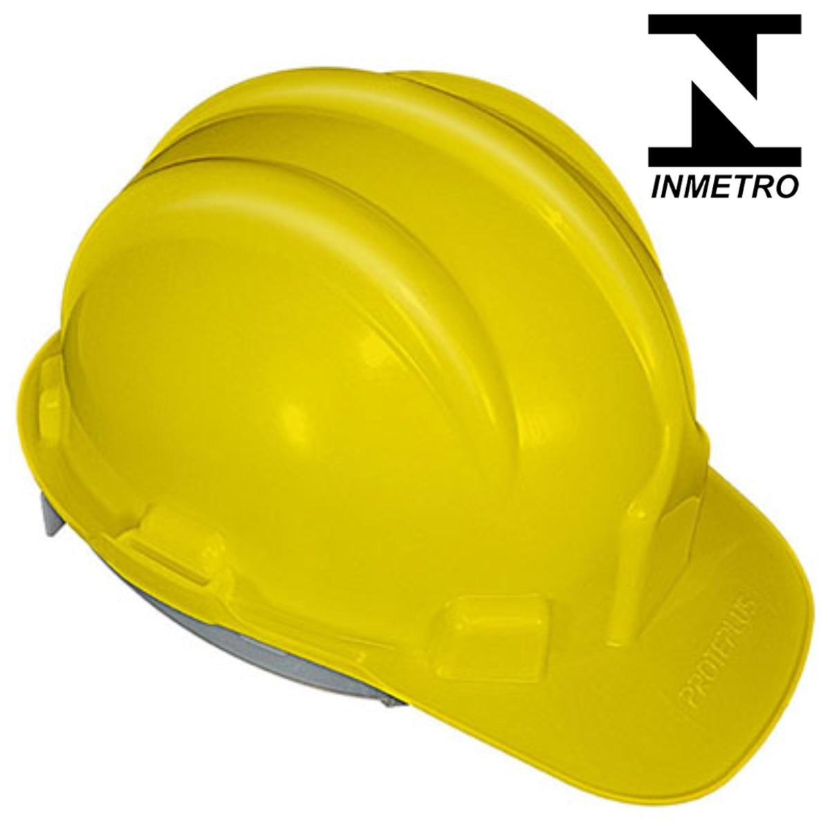 0a6e5a5937f5f capacete segurança epi c  carneira selo inmetro c  ca + nota. Carregando  zoom.