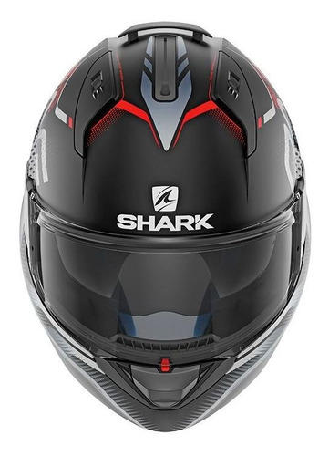 capacete shark evo one v2 keenser matt ksr 59/60 - l