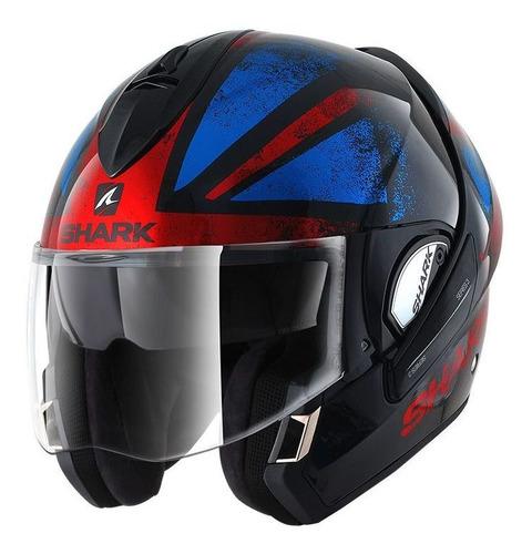 capacete shark evoline serie 3 tixer krb